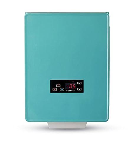 HL 12 Litres Voiture À Double Usage Mini Voiture Mini Réfrigérateur , Green,green