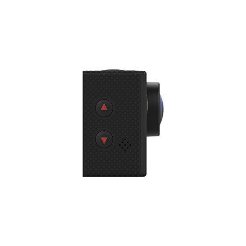 MGCOOL Explorer Pro2 4K Ultra HD Action Camera, con 2 inch LCD touch screen ,170° grandangolare, 30 m impermeabile Action Cam,funzione di wifi, sport DVR Nero