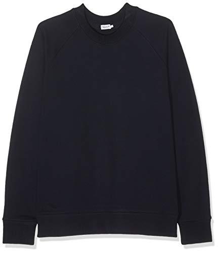 Filippa K Herren M. Tuxedo Sweatshirt Blau (Navy 2830) Medium (Herstellergröße: M) -