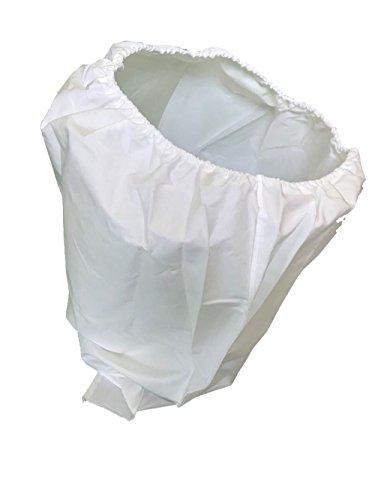 Sacco filtro nylon cod: 3001215 per aspirapolvere ghibli modello as400 b