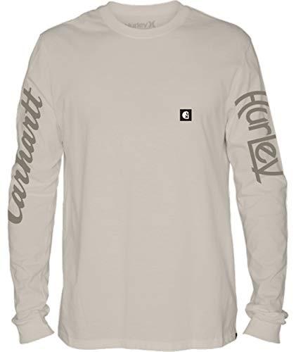 Hurley Men's Carhartt BFY Tee Long Sleeve Shirt
