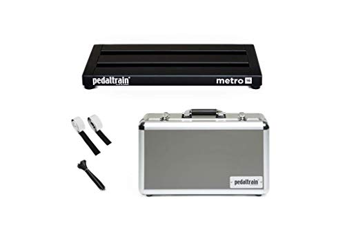 Pedaltrain Metro 16 HC (Pedalboard inkl. Hard Case)