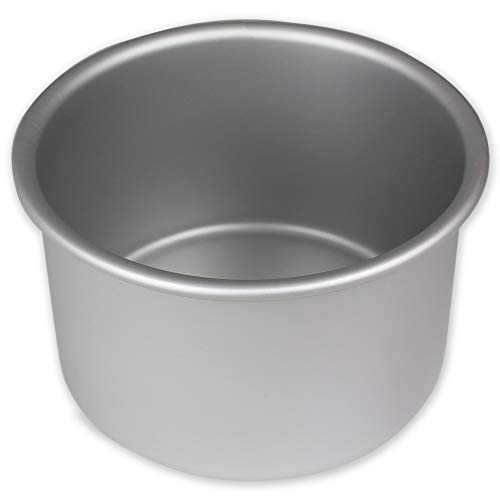 PME Molde Pastel Redondo Aluminio Anodizado Profundidad