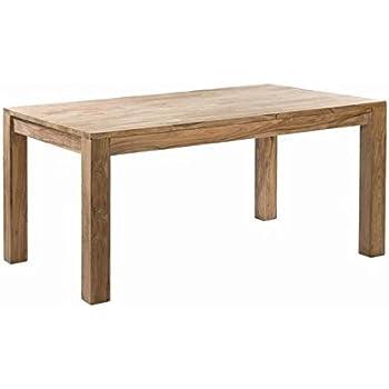 Quadrato Tisch Esstisch Indo Holz Sheesham Natur Masse B 160 X