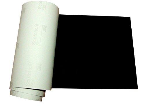 3M Lackschutzfolie 1220mm x 250 mm - schwarz - Gravel Resistant Film