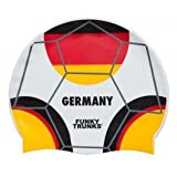 Funky Trunks Die Alder World Cup Soccer Silicone Cap