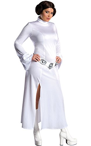 Rubies Official Ladies Star Wars Princess Leia Costume - X-Large