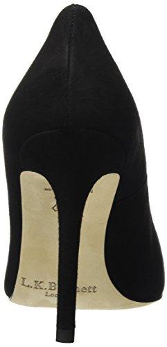 LK BENNETT Fern, Escarpins Femme Noir (Black)