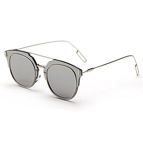 Minzhi Outdoor-UV400 Eyewear Sommer-Strand-Metall Sonnenbrillen f¨¹r Frauen