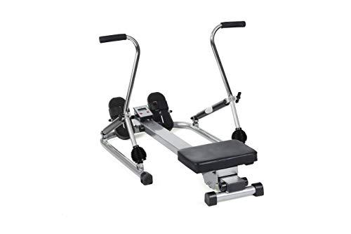 O'Fitness x - Máquina de Remo para Fitness, Color Blanco,...