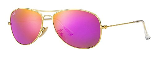 Ray-Ban 0rb3362 RB3362 Aviator Sonnenbrille, Gold (112/19 112/19)