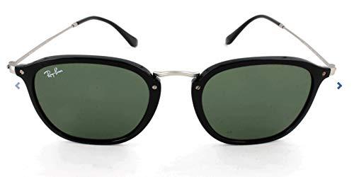 Ray-Ban Junior Sonnenbrille (RJ9064S), Schwarz (Black), 44 mm
