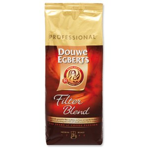 Douwe Egberts 1Kg Roast and Ground Filter Coffee