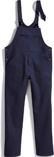 BP Workwear Arbeits-Latzhose Basic - marine - Größe: 106