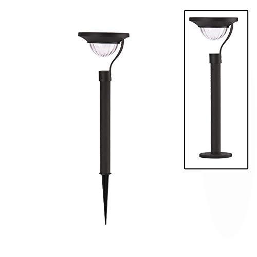 Ic-einbauleuchte (LRXHGOD Gartenleuchte Solarbetriebene LED im Freien wasserdichte Boden- und Einbauleuchten mit doppeltem Verwendungszweck Warmweißes Licht)