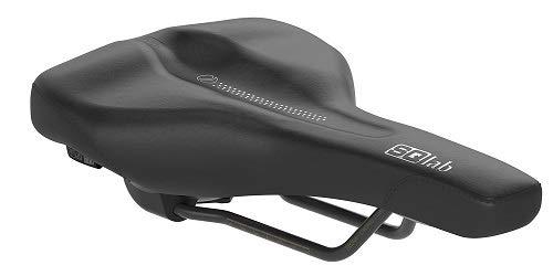 SQlab Fahrrad Sattel 602 ERGOLUX Active Infinergy 2.0 Trekking- und Tourensattel 16cm