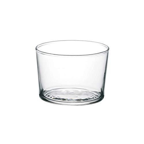 Bormioli Rocco 710860 Bodega Trinkglas Mini, 220 ml, Glas, transparent, 12 Stück