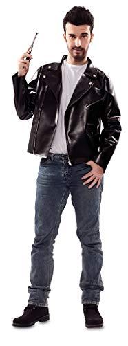 Enter-Deal-Berlin Herren KOSTÜM - Rocker Jacke - Größe 52 (M/L)