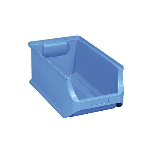 ProfiPlus Lager-Box   Stapelbox    Gr.4 blau 355x205x150mm