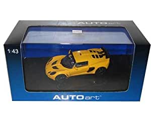 AUTOart AutOart 1/43 Lotus Exige MK II05 (yellow) (japan import)