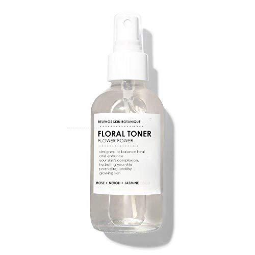 aromathérapie Floral Peau Toner 100 ml avec rose Néroli et de jasmin - sans alcool sans paraben. naturellement Hydrate votre Peau favorisant une saine Peau éclatante (