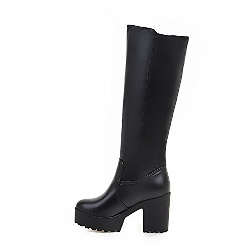1to9 - Bottes Noires Pour Femmes Chukka