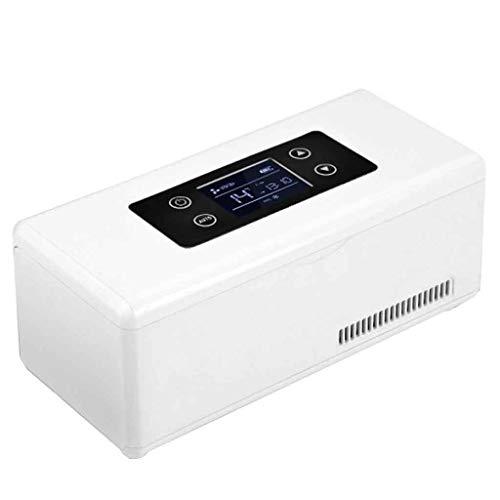 Insulin Kühlschrank Medizin Kühler Mit Fortschrittlicher Temperaturregelung Tragbare Home-Travel-Box Für Medikamente Kühler