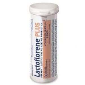 Fermenti Lattici Probiotici Lactoflorene plus 30 cps