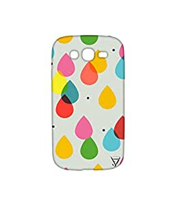 Vogueshell Colour Drops Printed Symmetry PRO Series Hard Back Case for Samsung Galaxy Grand
