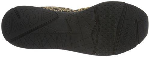 Desigual 67ds1a1, Chaussures de Fitness Femme Noir (Negro2000)