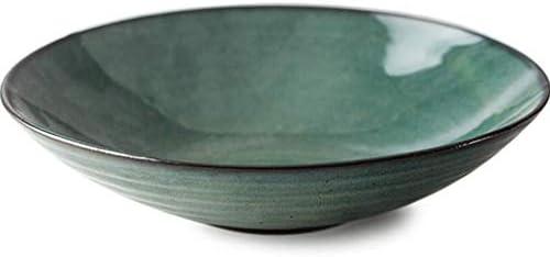 Ciotola di di ceramica creativa Ciotola di insalata di di frutta Pasta occidentale Piatto di casa Ciotola di riso Ciotola di minestra Ciotola di frossodo Ciotola di minestra Ciotola di ceramica Ciotola di ins 038d62