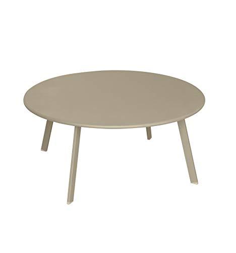 Hespéride Le Depot BAILLEUL - Table Basse Saona Taupe D 70 cm
