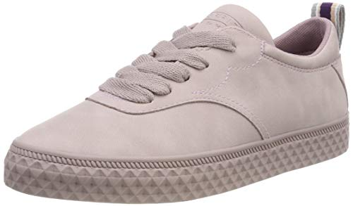 ESPRIT Damen Indya Basic LU Sneaker, Violett (Mauve 550), 38 EU