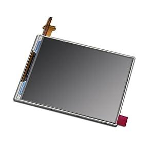 booEy Display unten für Nintendo New 3DS XL Konsole LCD Screen Ersatz Bildschirm