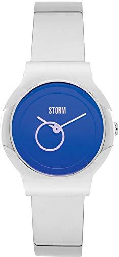 Storm London ERINELE Lazer Blue 47382/B Reloj de Pulsera para Mujeres