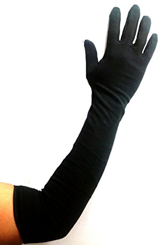 Jubination Essential Pair of Scooty gloves Black colour for ladies