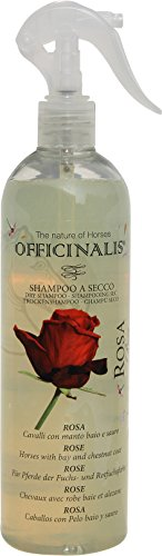 Officinalis Dry Shampoo - Rose - 500 ml