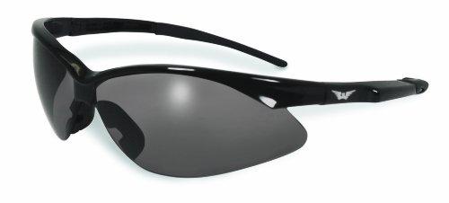 UV 400 passgenau bruchsicher golf-Brille/Sonnenbrille mit Mikrofaserbeutel