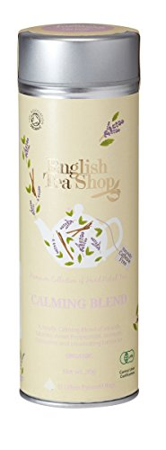 English Tea Shop - Calming Blend - 15 Pyramid Infusers - 30g