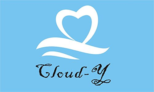 Cloud-Y Borsa Pochette Donna Sacchetto di Sera a Mano Borsetta stile Elegante Dolce Borsa Festa(Dimensione:24.5*4*10.5cm) Albicocca