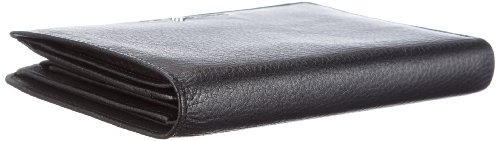 Samsonite Swirl 130.707, Unisex - Erwachsene Portemonnaies, Schwarz (BK), 10x13x2 cm (B x H x T) Schwarz (BK)