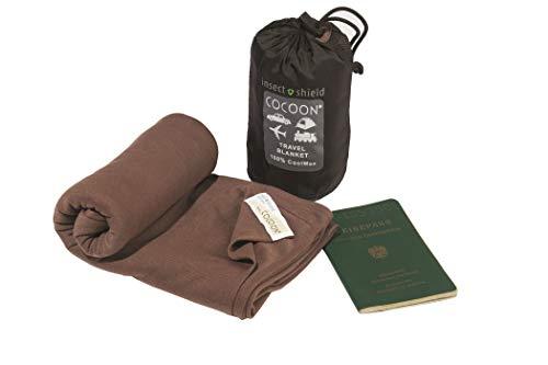 Cocoon Insect Travel Shield Travel Blanket - Reisedecke mit Mückenschutz