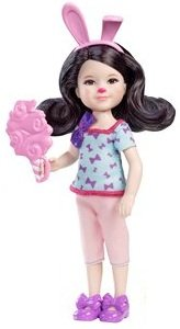 Barbie: Delia from the Chelsea & Friends Amusement Park Collection - 14cm Barbie-puppen Aus Schottland
