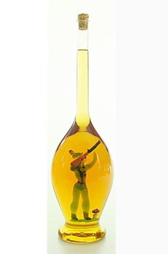 carafe-bouteille-en-verre-clair-decanter-en-cristal-transparent-souffle-a-la-bouche-avec-un-chasseur