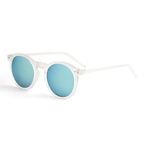 Preisvergleich Produktbild LouiseEvel215 Ligero Elegante Hombres Mujeres Diseño clásico Protección UV Gafas de sol Marco de PC Conducción Deportiva Ciclismo Gafas Gafas