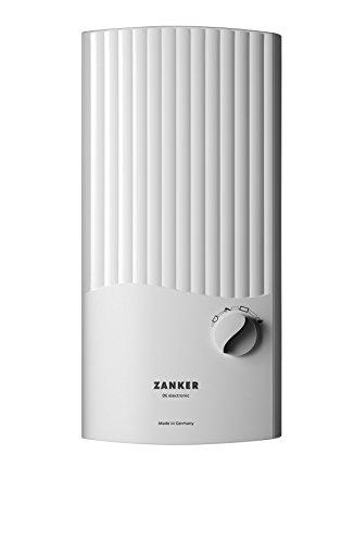 ZANKER Haustechnik 222406 ZANKER Durchlauferhitzer DE 24 EL, umschaltbar18/21/24 kW, elektronisch, druckfest, EEK: A, 24000 W, 400 V