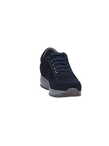 Lumberjack Raul Basso Donna a Collo Sneaker Blu 88rqwf