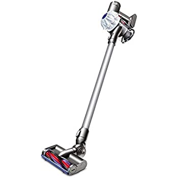 dyson v6 total clean beutel kabelloser staubsauger inkl 3 elektrob rsten mit. Black Bedroom Furniture Sets. Home Design Ideas