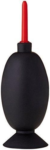 AmazonBasics - pera de Aire para cámaras y Equipos electrónicos sensibles, Negro