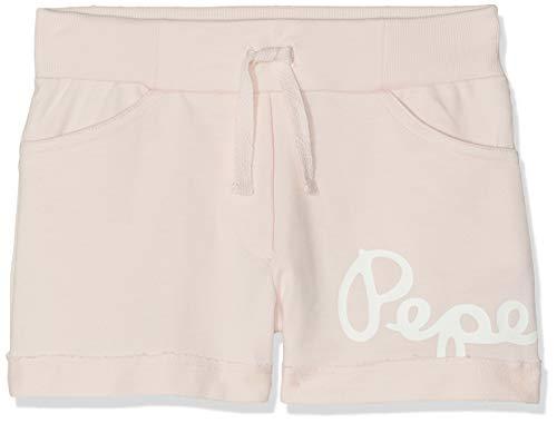 Pepe jeans ruth pantaloncini da bagno, rosa (spritzer 324), 17-18 anni (taglia produttore: 18) bambina